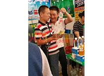 客户参观产品