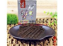 黑米牛肉麻花