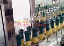 果汁生产流水线