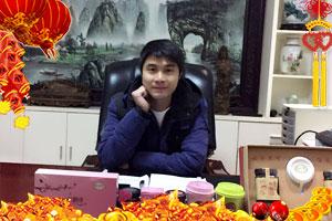 【好汁然食品】邹总恭祝大家春节快乐,身体健康,财运亨通!