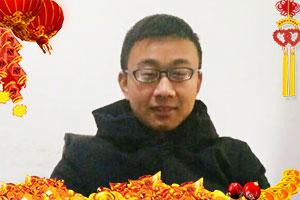 【安祥食品】殷总恭祝大家鸡年大吉,合家欢乐,身体健康!