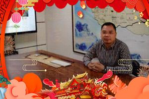 【河南康元沙棘生物】李波涛总经理祝您春节愉快,幸福安康!