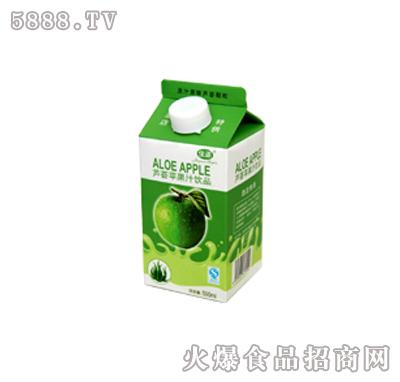 佳源芦荟苹果汁(500ml)