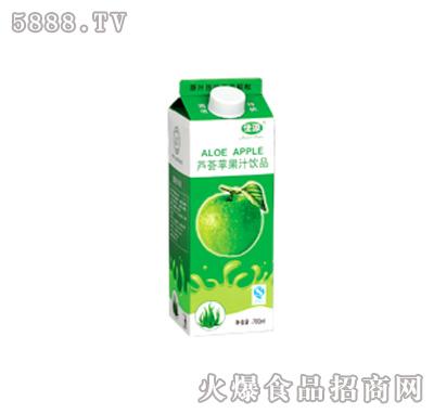 佳源芦荟苹果汁(700ml)