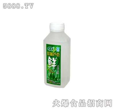 佳源芦荟汁(500ml)