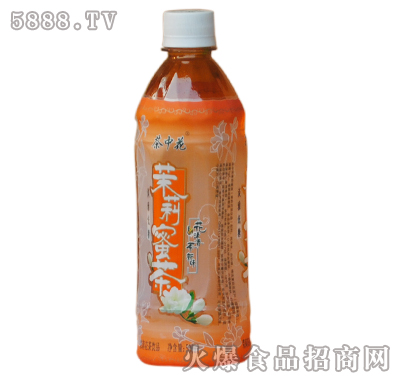 茶中花茉莉蜜茶500ml