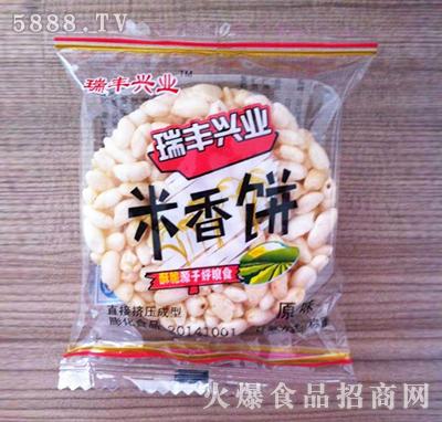 瑞丰兴业米香饼原味