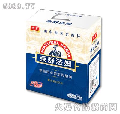 悠美奈舒法姆乳酸菌饮品250mlX12