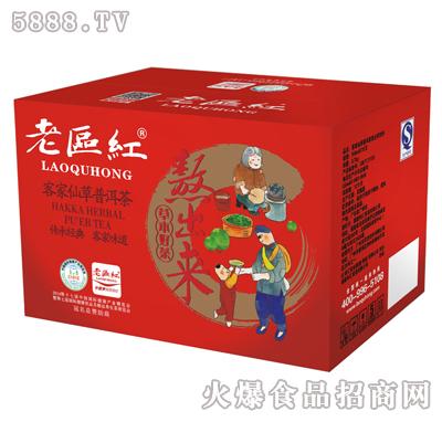老区红 客家仙草普洱茶550MLX15支装