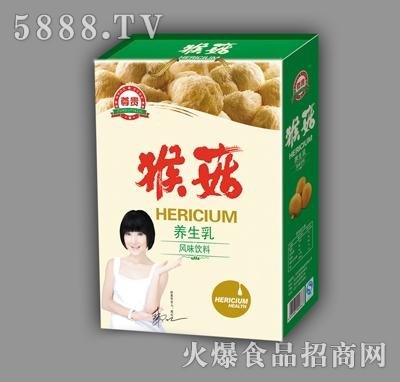 凹顶猴菇养生乳248mlx12盒