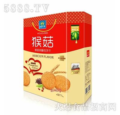 谷部一族猴菇酥性饼干1.5kg