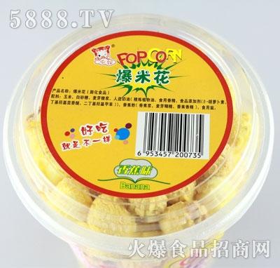 华妞爆米花香蕉味(瓶)