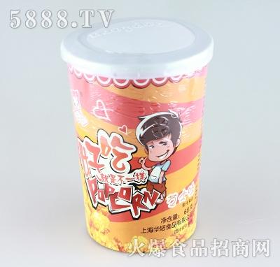 华妞爆米花芝士味68g