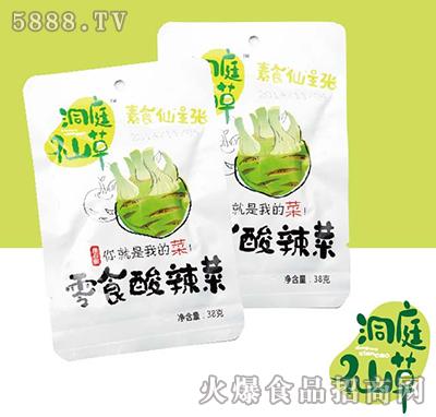 38g零食酸辣菜