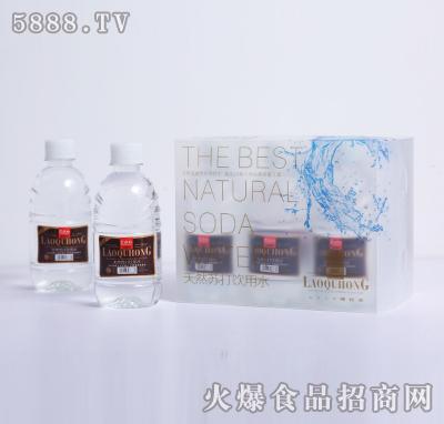 老区红天然苏打饮用水