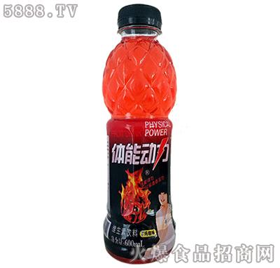 体能动力维生素饮料600ml