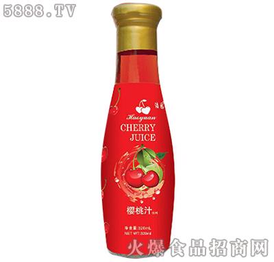 浩园樱桃汁320ml