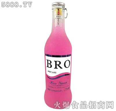BRO鸡尾酒(玫红)
