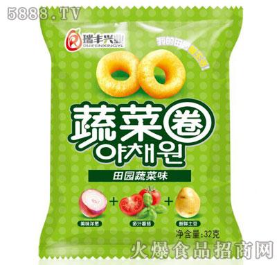 瑞丰兴业蔬菜卷田园蔬菜味35g
