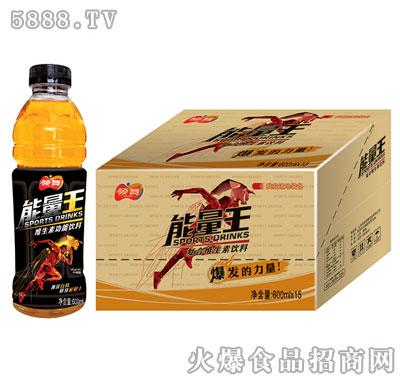 领舞能量王600ml×15瓶
