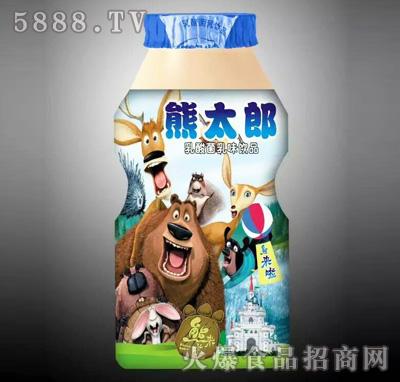 100ml熊太郎乳酸菌乳味饮品
