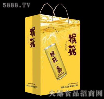 猴菇饮料手提箱