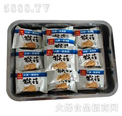 谷部一族猴菇饼干原味
