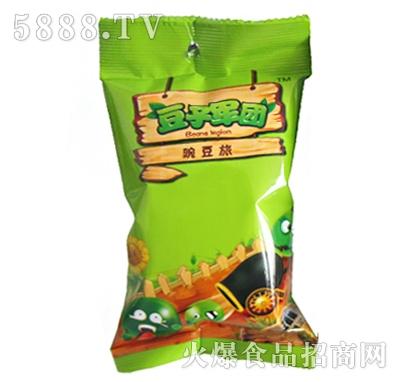 豆子军团豌豆旅五香味38g