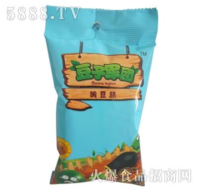 豆子军团豌豆旅蒜香味38g