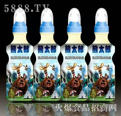 熊太郎乳酸菌乳味饮品
