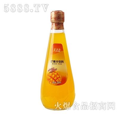 美汁恋350ml芒果汁