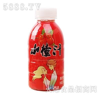 美汁恋358ml山楂汁