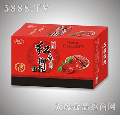 鑫银月红枣枸杞