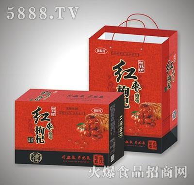 鑫银月红枣枸杞乳味饮品