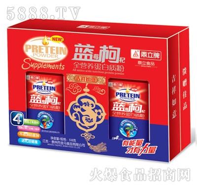 鼎立蓝枸全营养蛋白质粉518克