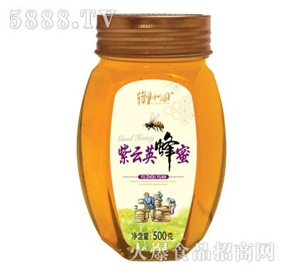 御州园紫云英蜂蜜500g