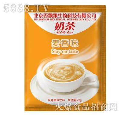 香级乐奶茶麦香味22g