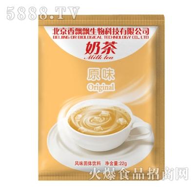 香级乐奶茶原味22g