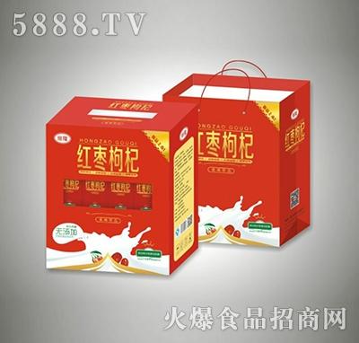 红枣枸杞乳味奶