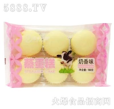 瑞丰兴业奶香味蒸蛋糕180g