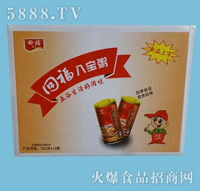 回福八宝粥320gx12罐