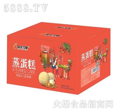 瑞丰兴业蒸蛋糕奶香味礼品箱