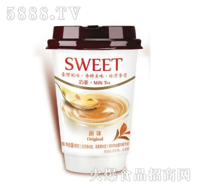 佳因美高杯原味奶茶(80克)