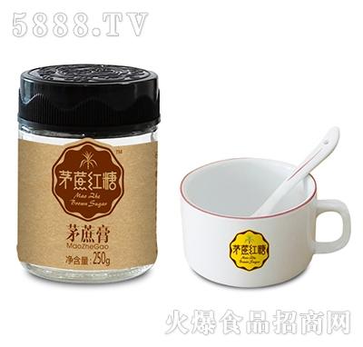 茅蔗红糖茅蔗膏250g