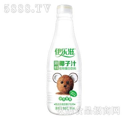 伊乐滋500ML椰子汁