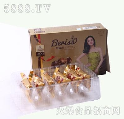 贝瑞丝三层巧克力(72g盒装)