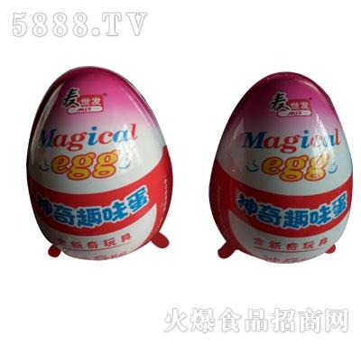 麦世发神奇趣味蛋(大蛋1*18)