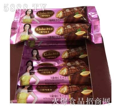 块乐多三层巧克力(22G*20)
