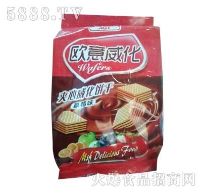 麦世发欧意夹心威化饼(246g)