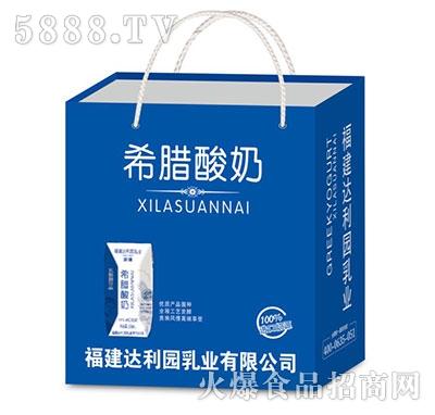 福建达利园乳业希腊酸奶手提袋